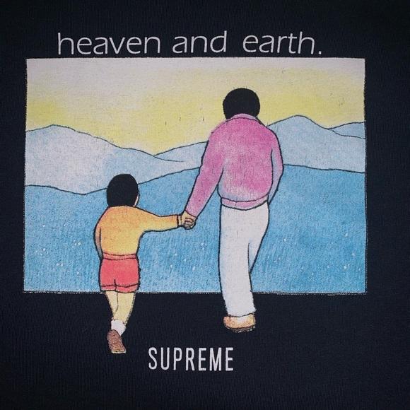 Supreme Other - Heaven and Earth supreme tee